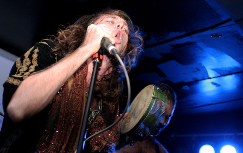 Crystal FIghters In the City Manchester
