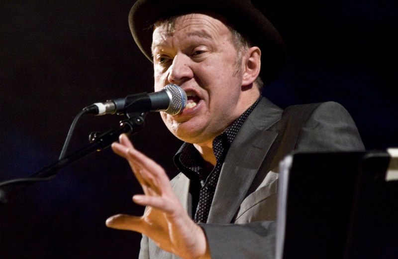 Edwyn Collins Anglican Cathedral Gig Liverpool Concert