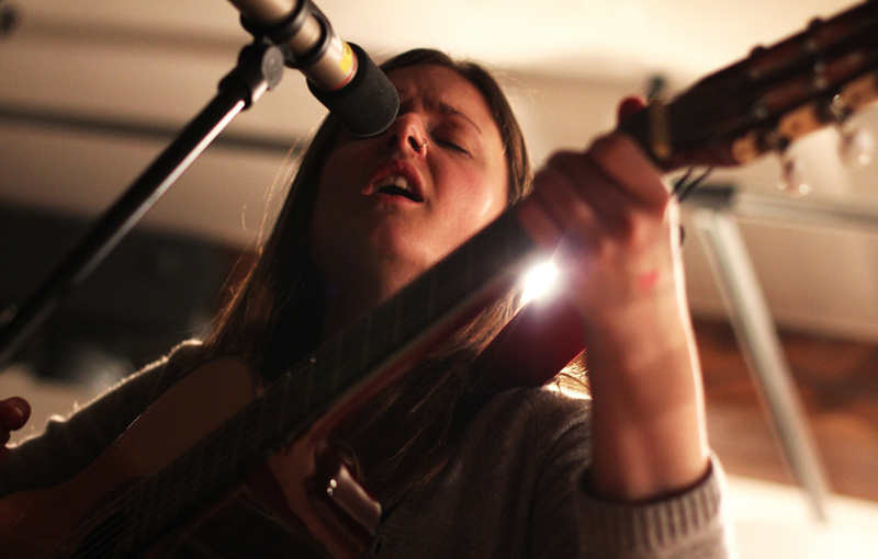 Live: Bridie Jackson @ Threshold Festival, Liverpool