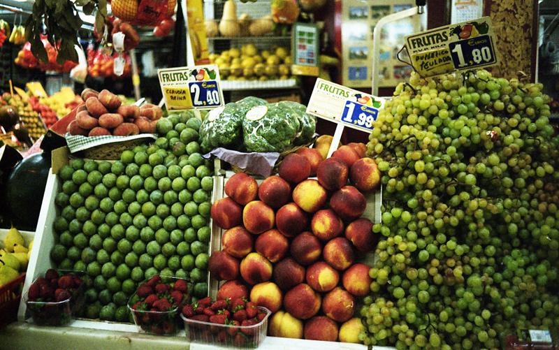 Fresh Fruit Gràcia Dani Canto