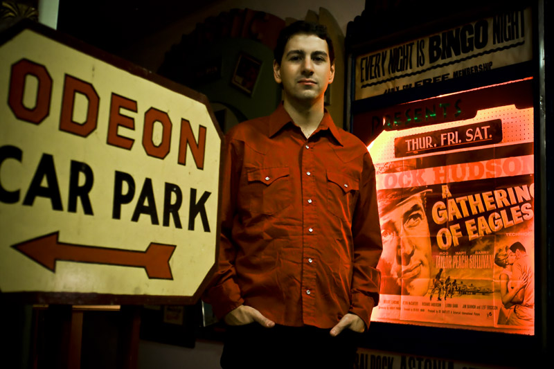 Wild Honey Dani Canto Retrato Promo Cinema Museum